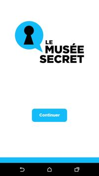 Le Musée Secret poster