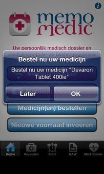 MemoMedic poster