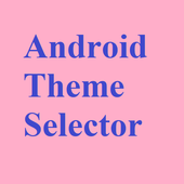 Android Theme Selector icon