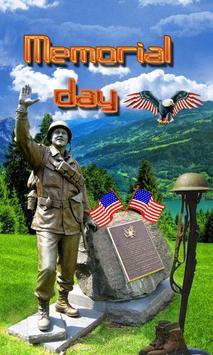 Memorial Day Live Wallpaper screenshot 3