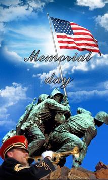 Memorial Day Live Wallpaper poster