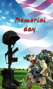 Memorial Day Live Wallpaper screenshot 1