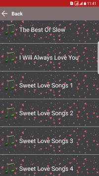 80s 90s Love Song apk screenshot