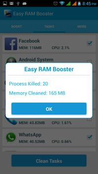 Ram Cleaner & Booster poster