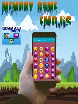 Memory Game Emojis screenshot 4