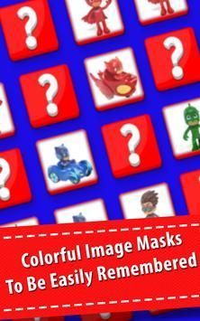 Memory Kids Masks Toys screenshot 4