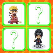 Memory Naruto Toys icon