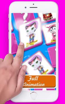 Callie Cat Girls Memory screenshot 1