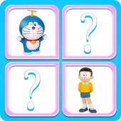 Memory Doraemon Toys icon