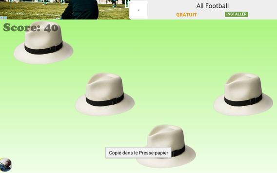 Choose Hat apk screenshot