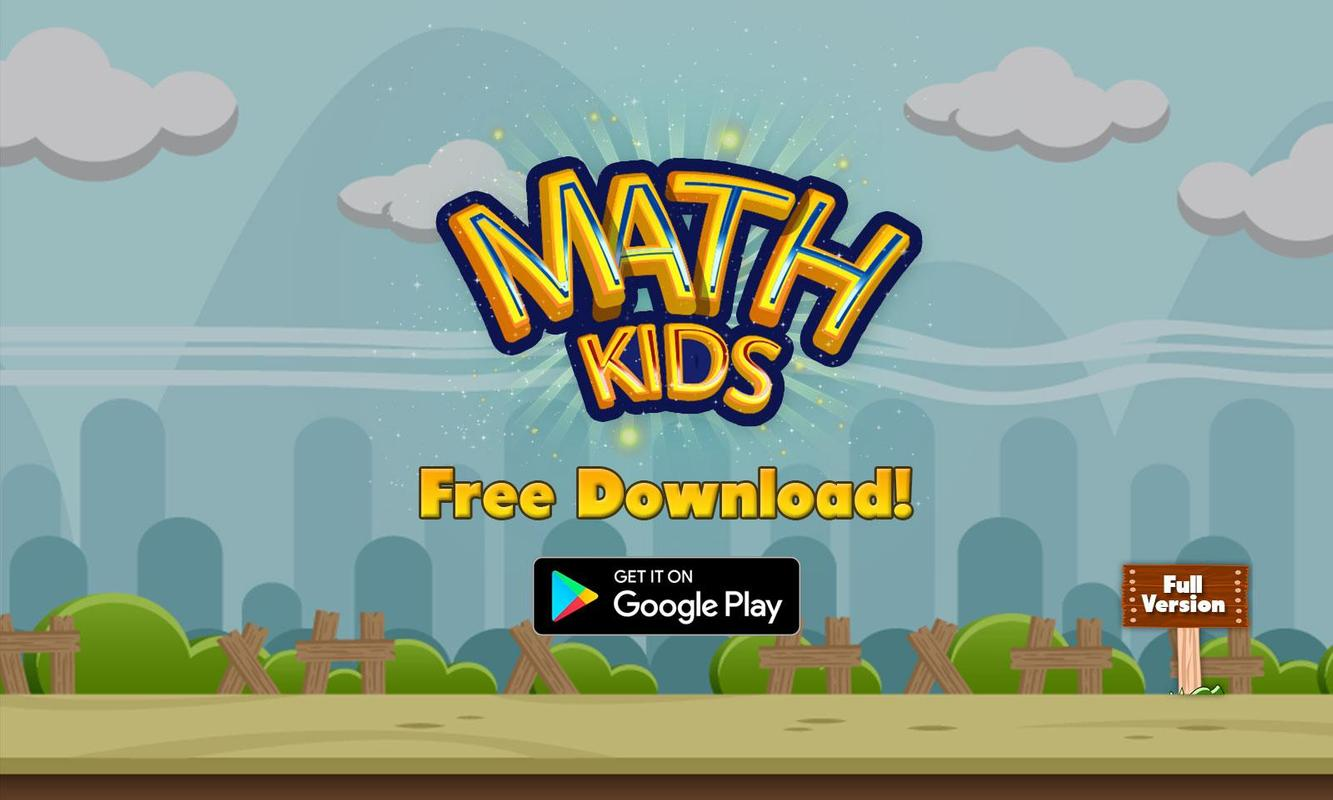 Kids Maths Puzzle Game for Android - APK Download