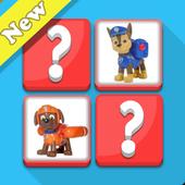 Memory Toys Paw Kids icon