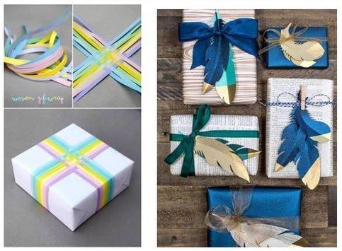 gift wrapping ideas diy screenshot 6