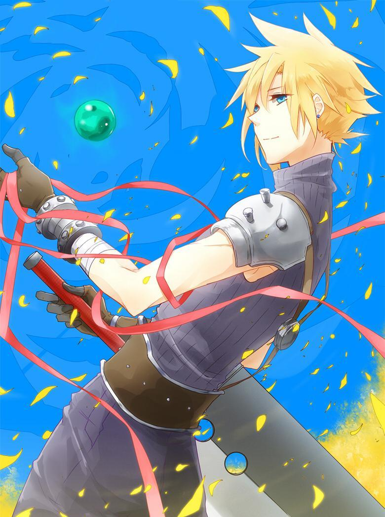 Cloud Strife Wallpaper Art For Android Apk Download