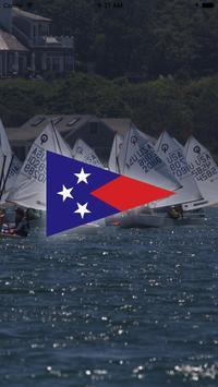 Edgartown Yacht Club poster