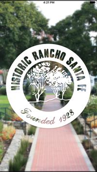 Rancho Santa Fe Association poster