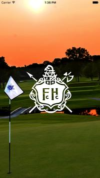 Franklin Hills Country Club poster