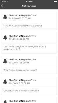 The Club at Neptune Cove apk screenshot