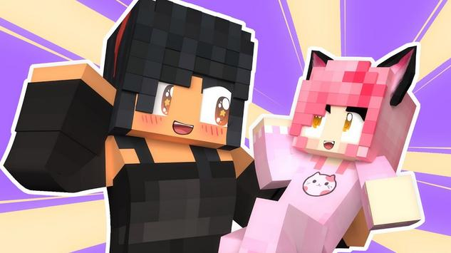 Kawaii Skin For Minecraft PE APK Download Free Art Design APP - Skin para minecraft pe kawaii