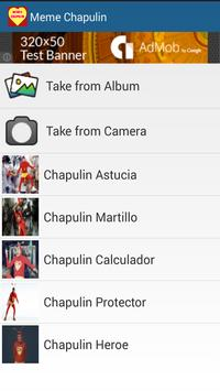 Meme Chapulin poster