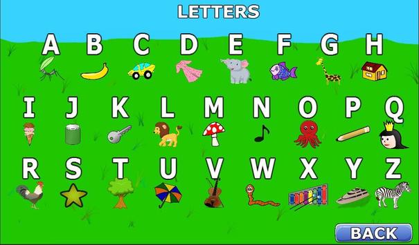 Kids: Animals Letters Numbers screenshot 3