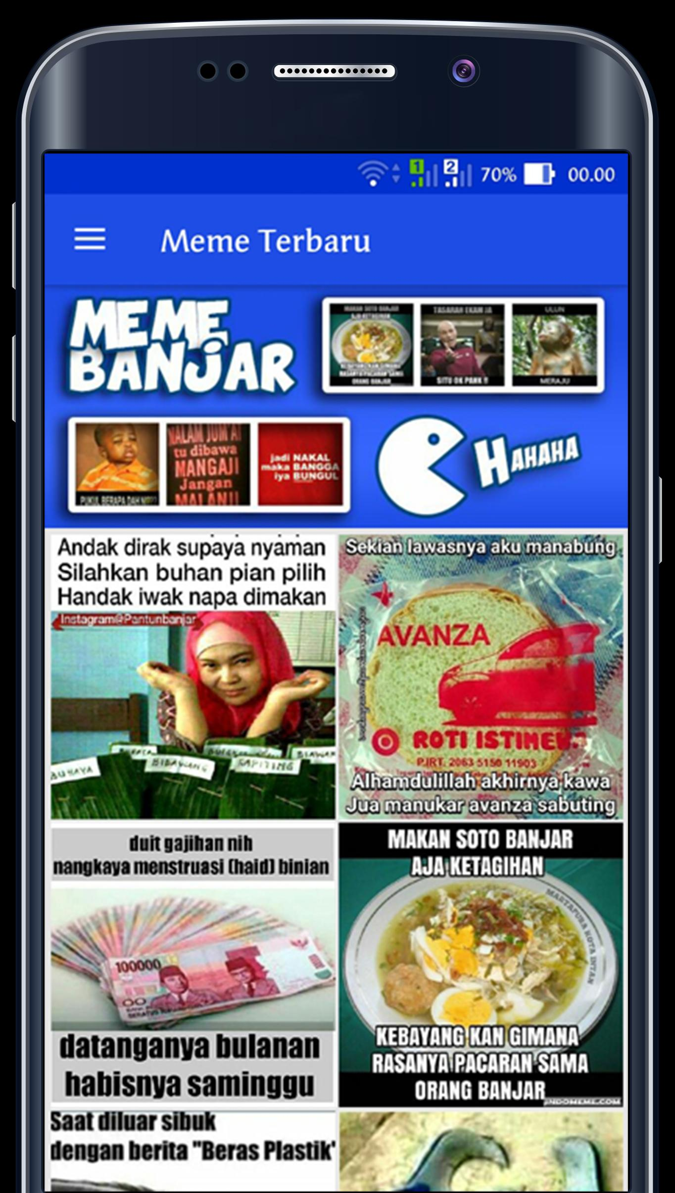 MemeBanjar Gambar Lucu Banjar For Android APK Download