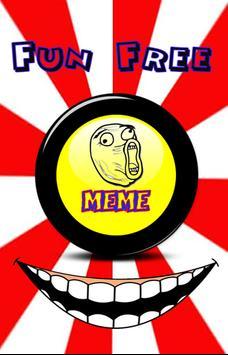 Meme Sounds Button poster