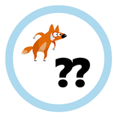 Funny Animal Two Card Games icon