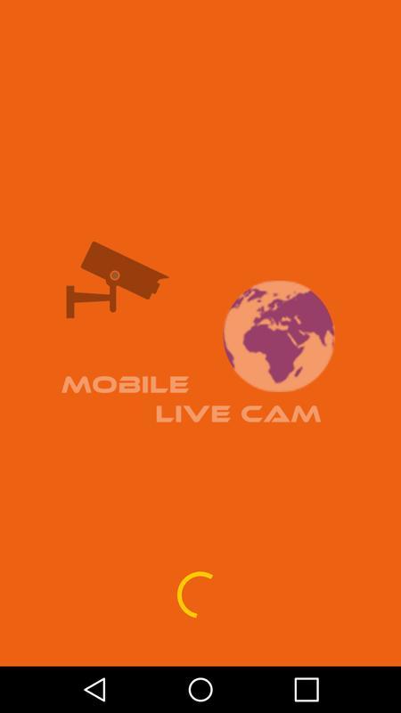 live mobile cam