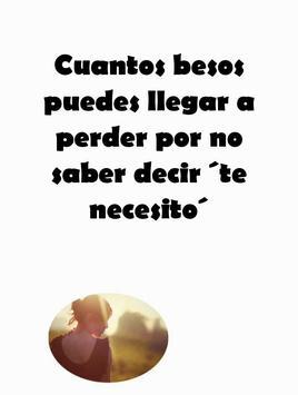 Love quotes in Spanish screenshot 3