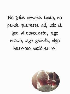 Love quotes in Spanish screenshot 4