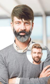 men beard and hair : photo editor screenshot 18
