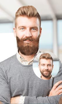 men beard and hair : photo editor screenshot 2