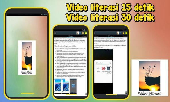 Panduan Membuat Video Literasi screenshot 1