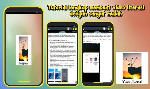 Panduan Membuat Video Literasi screenshot 5