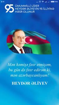 Mən azərbaycanlıyam poster