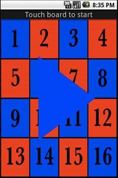 Sliding Tiles poster