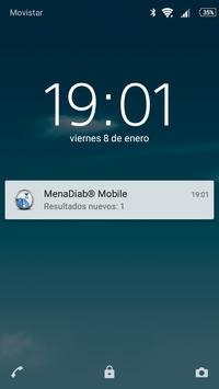 MenaDiab® Mobile apk screenshot