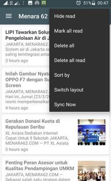 Kabar Berita Terpercaya Menara62 screenshot 1