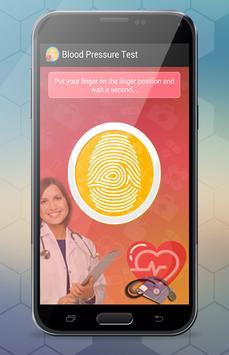 Blood Pressure Scanner Prank apk screenshot