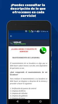 Home Solutions Bucaramanga screenshot 5