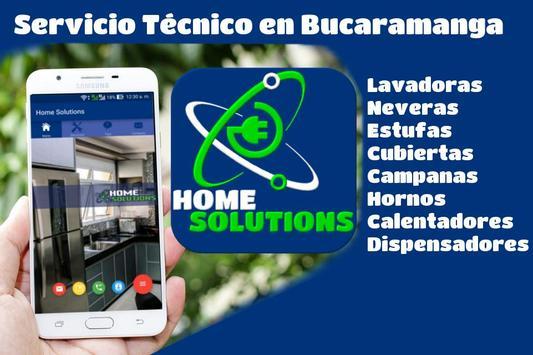 Home Solutions Bucaramanga poster
