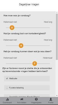 ILD Care Onderzoek apk screenshot