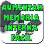 Aumentar Memoria Interna del Celular Guía Fácil icon