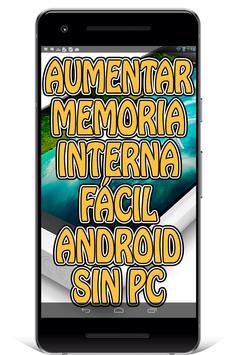 Aumentar Memoria Interna del Celular Guía Fácil screenshot 4