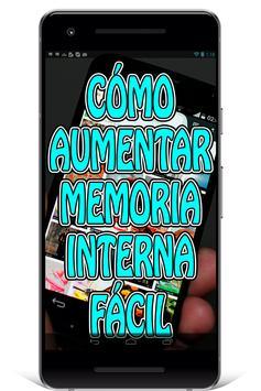 Aumentar Memoria Interna del Celular Guía Fácil screenshot 2