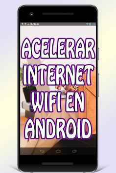 Acelerar Internet Wifi screenshot 6
