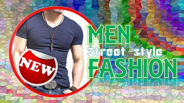 Men Fashion poster