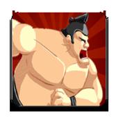 Action Run 2D icon