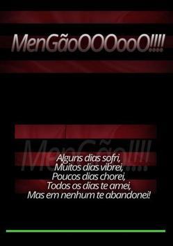 Mengão Frases poster